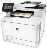 HP LaserJet Color Pro MFP M477fnw