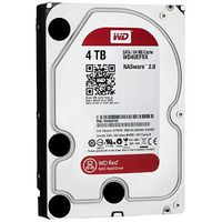 "HDD 3.5"" 4TB Western Digital Red SATA3 64MB WD40EFRX"