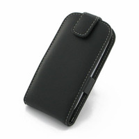 Flip Cover i8190 (Galaxy S3 Mini) Leather Black