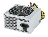 PSU 500W Hantol 20+4pin, 2xSATA, 12cm Fan, CE