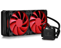 Cooler Liquid DeepCool Gamer Storm Captain 240 Sockets Intel/AMD 150W/140W
