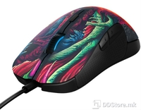 Mouse SteelSeries Rival 300 CS:GO Hyper Beast Edition