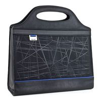 "Notebook Bag Microsoft Vinyl up to 16"" Black"