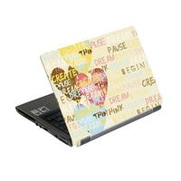 Notebook Skin A4 GSH-17L Love up to 17""