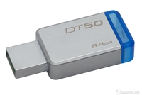 USB Drive 64GB Kingston DataTraveler 50 USB 3.1 Metal