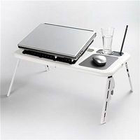 Notebook Stand Omega Smart Table White