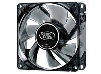 Case Fan 80x80x25 DeepCool Wind Blade 80 1800rpm Semi-transparent Black/Blue LED