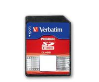 Secure Digital Verbatim 16GB SDHC High Speed Class4