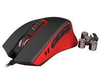 Mouse Natec Genesis Gaming GX85 MMO 8200DPI USB