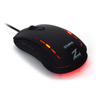 Mouse Zalman ZM-M401R Gaming USB Black