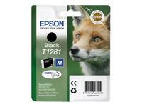 Cart.Epson Black T1281 SX125/SX425W/BX305F