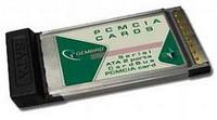 PCMCIA SATA2 Cardbus 2 ports
