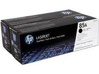 Toner HP 85A P1102, M1132 CE285A DUAL Pack 2pcs