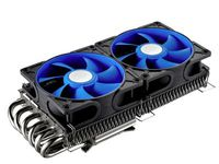 VGA Cooler DeepCool V6000 w/6 Heat Pipes