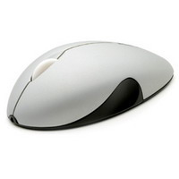 Mouse Samsung Pleomax Optical Dolphin Silver USB