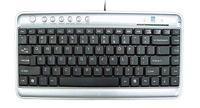 Keyboard A4 KL-5UP Mini X-Slim USB