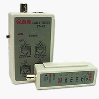 Tester for network cables S1007