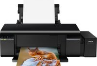 EPSON L805 Inkjet Photo w/ Ink Tank System (CISS)