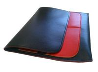 "Tablet Sleeve LDK 9.7"" B5 Black/Red"