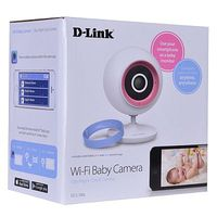 Baby Cloud Camera D-Link DCS-700L Wireless-N Day/Night w/2-Way Audio & iOS/Android App Support