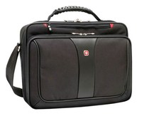 "Notebook Bag Wenger Swissgear Legacy Impulse 16"" Single GST Black"