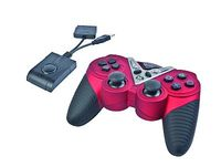 Game Pad Wireless Gembird JPDST04W Dual Vibration for PC /PS2/PS3 Rechargable