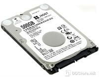 """HDD 2.5"""" 500GB Hitachi HGST Travelstar Z5K500.B SATA3 5400rpm 16MB 7mm"""