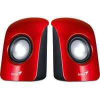 Speakers 2.0 Genius SP-U115 Red