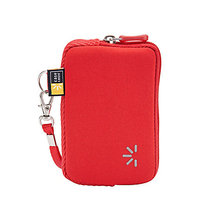Digital Cam. Bag Case Logic Universal Pocket 1.5x10.4x6.7 Red UNZB202