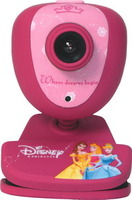 Camera Disney WC310 1.3-8MP Princess