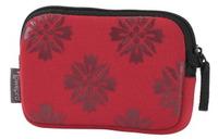 Digital Cam. Bag Lowepro Melbourne 10 Red Flower