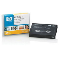 HP DAT Data Cartridge 40GB, DDS-4