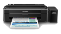 EPSON L310 Inkjet Photo w/ Ink Tank System (CISS)
