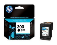 Cart. HP 300 Black D2560/F4280