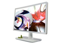 "Monitor 24"" VW2430H BenQ VA LED,Full HD ,DVI,HDMI, 4ms, White"