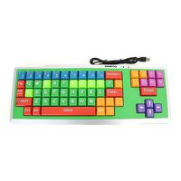 Keyboard Omega for Kids Multi Color USB