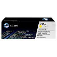 Toner HP 305A 300/300mfp/400/400mfp Yellow
