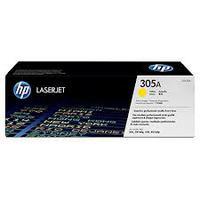Toner HP 305A 300/300mfp/400/400mfp Yellow