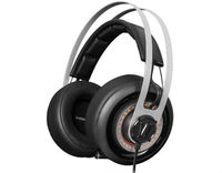 Headphones SteelSeries Siberia Elite World of Warcraft Gaming Headset w/USB Sound Card