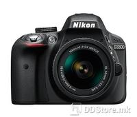 Dig. Camera Nikon D3300 + 18-105VR KIT