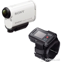 Action Camera Sony HDR-AS200VR Full HD ZEISS Tessar Objektiv NFC/WiFi w/ live view