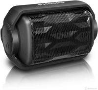Speaker Philips Bluetooth Portable Shockbox BT2200B Black
