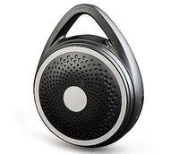 Speaker 1.0 Gembird Bluetooth Rechargeable Splashproof  Black
