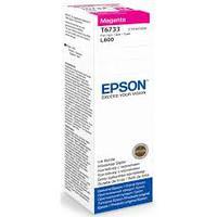 Cart.Epson T6733 Magenta Ink Bottle L800