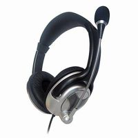 Headphones w/Mic MHS-401