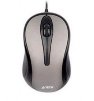 Mouse A4 N-350-1 V-Track USB Grey
