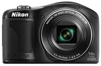 Dig. Camera Nikon Coolpix L610 Black