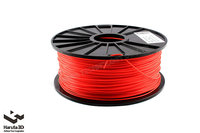 Filament for 3D Printer ABS 1.75mm Red