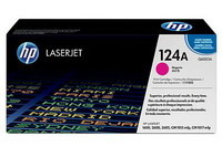 Toner HP 124A 2600 MAGENTA Q6003A