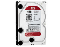 "HDD 3.5"" 6TB Western Digital Red SATA3 64MB WD60EFRX"